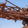 BHP reports drop in iron ore shipments from Australia