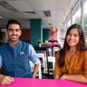 Underpaid, unemployed and starving students create hub to help each other