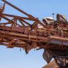 Mining giant BHP pays out record dividend but profit lower than expected