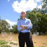 Queensland flood peaks, but no homes damaged in St George