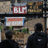 Black Lives Matter protests sweep across Europe