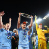 A-League awaiting government advice on unvaccinated players