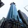 Residents of Melbourne's Australia 108 tower complain of 'cracking'
