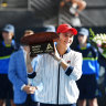 Barty claims Adelaide International title