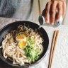 Hetty McKinnon's life-changing udon (plus three new big-flavoured vegie recipes)