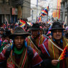 Bolivian crisis: 'There are two groups of people claiming to be the government'