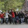 Guatemala cracks down on migrant caravan bound for United States