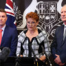 'Kick in the guts': Pauline Hanson breaks down on Perth radio over strip club betrayal