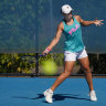 Recharged Barty ready to make up for lost time