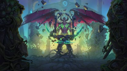 Hearthstone update like chess adding a new piece