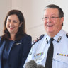 Search begins for Queensland's new police commissioner