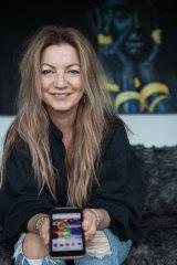 Stav Provatas will seek legal advice on bequeathing her digital assets.