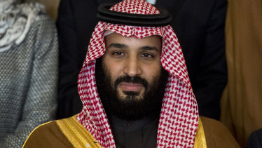Mohammed bin Salman, Saudi Arabia's crown prince.