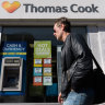 Travel company Thomas Cook collapses, leaving 600,000 travellers on edge