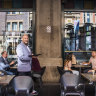 Outdoor dining on Sydney's 'boulevard' next chapter in light rail renewal