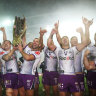 Why the Melbourne Storm don't want to be the Golden State Warriors