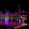 Brisbane to turn pink to honour Hannah Clarke and her children