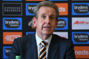 Going no where: Barry O'Farrell says Wests aren't going to budge.