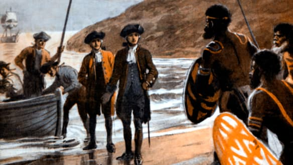 James Cook: founder of 'modern Australia', or the embodiment of dispossession?