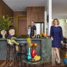 Inside an interior designer's renovated townhouse in Melbourne's north
