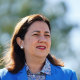 Premier Annastacia Palaszczuk is encouraging Queenslanders to holiday within the state