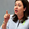 Will Palaszczuk take on her party's money-making machine?