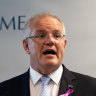 Scott Morrison defends International Women's Day remarks amid criticism