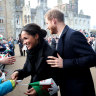 Harry and Meghan's royal exit makes psychological sense