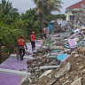 Dozens contract COVID-19 in Sulawesi 'earthquake cluster'
