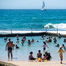 Beach safety warnings for Sydney as heatwave hits after spate of drownings
