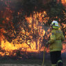 'Problematic': Dry forests, hazard burning lag set up busy fire season