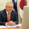 Taiwan, 'Quad' alliance top of agenda as Morrison and Abe hold virtual meeting