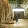 Sydney Biennale: Cockatoo Island provides a vast canvas for artists' imaginations
