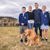 Melbourne Airport runway displaces family for second time