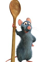 Remy is a rat who dreams of being a chef.
