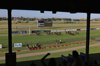 Wednesday's meeting has been transferred from Sydney to give the Randwick surface a break after headquarters shouldered a heavy load during Sydney's lockdown.