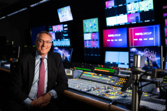 Foxtel chief executive Patrick Delany says the group's strategy will continue to be a successful way to grow.