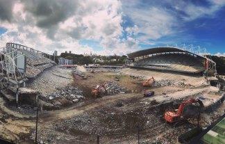 Allianz Stadium.