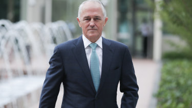 PM Malcolm Turnbull will table the report on Monday.
