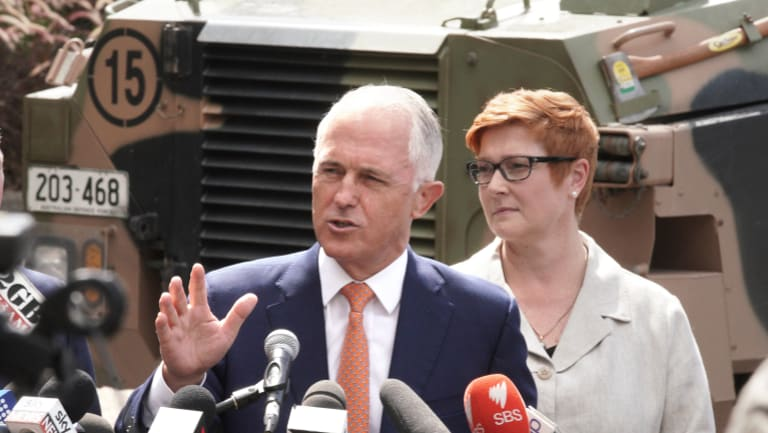 Prime Minister Malcolm Turnbull visits Thales Defence Exports this week.