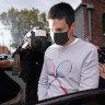 'Unacceptable risk': Porsche driver Richard Pusey refused bail