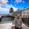 Hopes for a change in fortune blowing in the wind at Port Albert