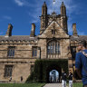 Sydney Uni pathways college defers class while 100,000 students stuck in China