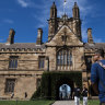 The University of Sydney is being put at risk by funding trends.