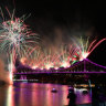 Riverfire organisers say possible rain and storm won't stop the show