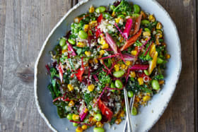 Eat the rainbow: Three new plant-based recipes to spring start the week
