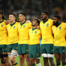 Understanding the weakest link of the Wallabies