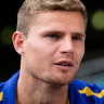 'Not a great look': Simpson speaks to Vardy after Eagles taunt Gawn