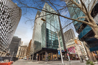 50 Market Street, Melbourne: the site of Alcaston Gallery's new HQ.