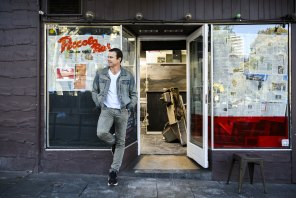 David Spanton is breathing new life into iconic Kings Cross venue Piccolo Bar.